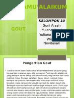 Ppt Gout Uli