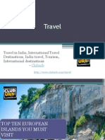 Travel in India - Cluburb