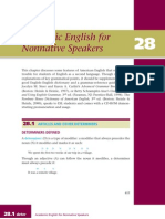 Book-01-Chapter-28 Academic English for Nonnative Speakers