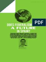 Federalism in Spain - GreenEuropeJournal 2013