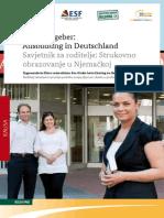 Elternratgeber Ausbildung in Deutschland - Vodic Za Roditelje