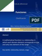Calculo diferencial funciones
