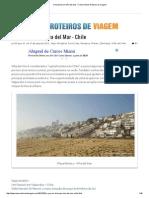 Uma Tarde Em Viña Del Mar – Chile _ Meus Roteiros de Viagem