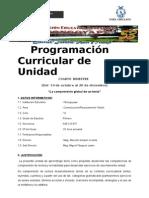 Programacion 1º - Cuarta Unidad -r.verbal 2013. - Copia