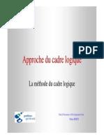 GESTION DE PROJTE DE DEVELOPPEMENT