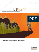 Signals Flash 093013 - The Dot