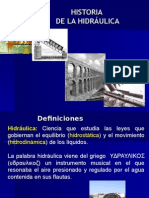 HISTORIA DE LA HIDRAULICA.ppt