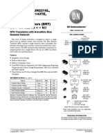 Npn Brt Dtc143tm3t5g (Sot-723) Rohs