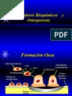 Marcadores Bioquimicos en osteoporosis
