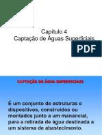 Aula05_captação Águas Superficiais