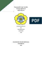 Ladder Diagram Untuk Gerbang Dasar Logika
