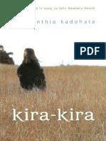 KADOHATA, Cynthia - Kira-Kira.pdf