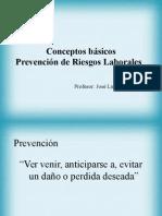 Prevencion de riesgos