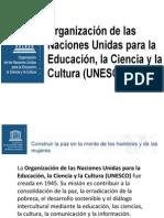 UNESCO y Desarrollo Sostenible