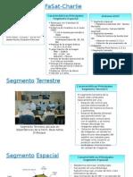 Presentación satelital 3er satelite chileno