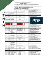 Jadwal Kuliah Semester Gasal 2014-2015!2!0