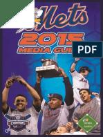 2015 Binghamton Mets Media Guide