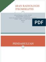 GAMBARAN RADIOLOGIS OSTEOMIELITIS.ppt