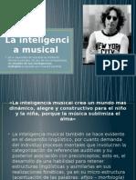 La Inteligencia Musical