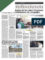 08-04-2015- El Comercio - Alertan Sobre Riesgo de Deforestaci{on Por Cultivo de La Plama Aceitera