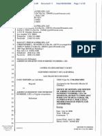 Kremen v. American Registry For Internet Numbers Ltd. - Document No. 11