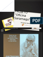 PROJETO -Apresentação Final-Oficina Saramago
