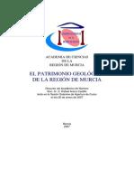Patrimonio Geologico Murcia(ARANA)