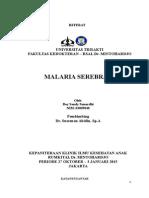 Referat Malaria Serebral