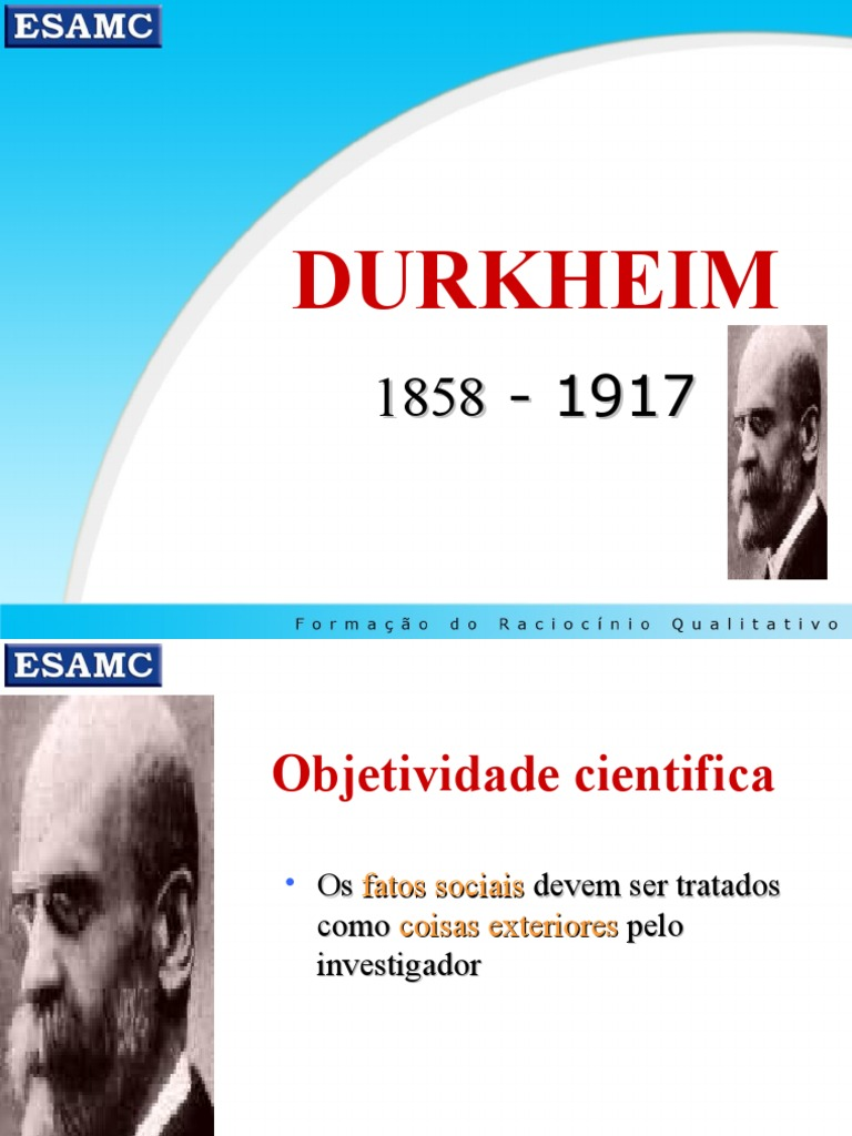 emile durkheim education and sociology pdf