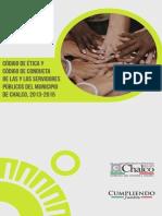 Codigo de Etica y Conducta 2013-2015
