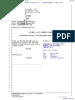 CLRB Hanson Industries, LLC et al v. Google Inc. - Document No. 56