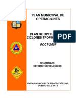 OPERATIVO LLUVIAS 2014