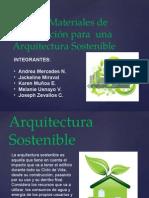 Nuevos Materiales en Arquitectura Sostenible3