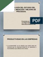 METODOLOGIAS ANALISIS PROCESOS