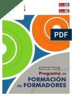 Programa de Formacion de Formadores