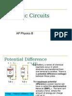 AP_Physics_B_-_Electric_Circuits.ppt