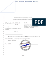 R.P. v. San Ramon Valley Unified School District - Document No. 9