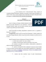 Constituição Estadual de Roraima