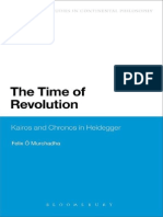 "Ã"" Murchadha, Felix - The Time of Revolution. Kairos and Chronos in Heidegger"