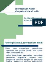 Laboratorium Klinik 2012.ppt