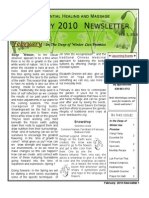 February 2010 Color Newsletter