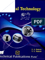 Electrical Technology by Bakshi and Bakshi