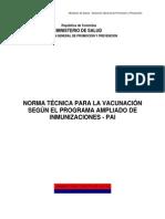 ntc vacunas