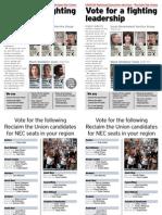 Unison NEC Local Gov 4 Photocopies