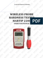 Jual Hardness Tester Hartip SADT 2200.tlp 081389461983.