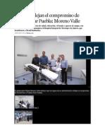 29-03-2015 Excélsior - Logros, Reflejan El Compromiso de Transformar Puebla; Moreno Valle