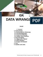 6K Data Wrangling by Pixeldiebstahl Leseprobe