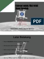 Presentasi Cubesat Tanoto