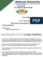 Li Fi Technology