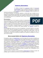 empirismo y racionalismo.doc